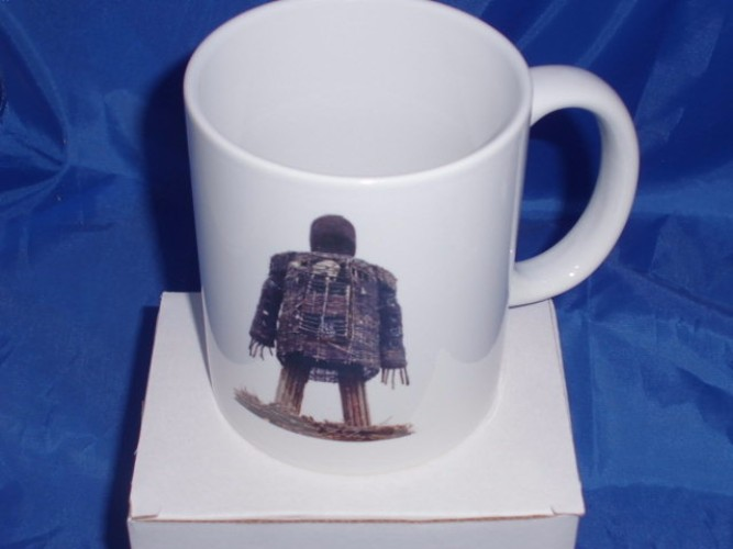 The Wicker Man personalised mug