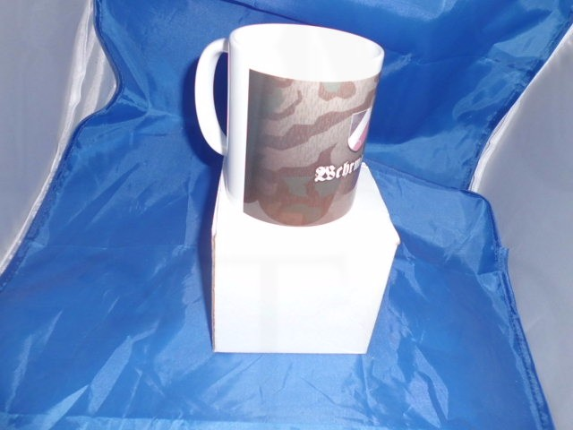 Wehrmacht  personalised military mug