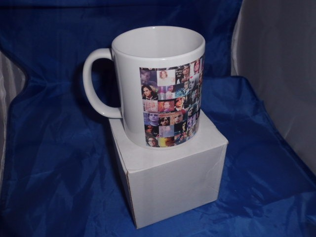 Spencer Reid Criminal minds personalised mug